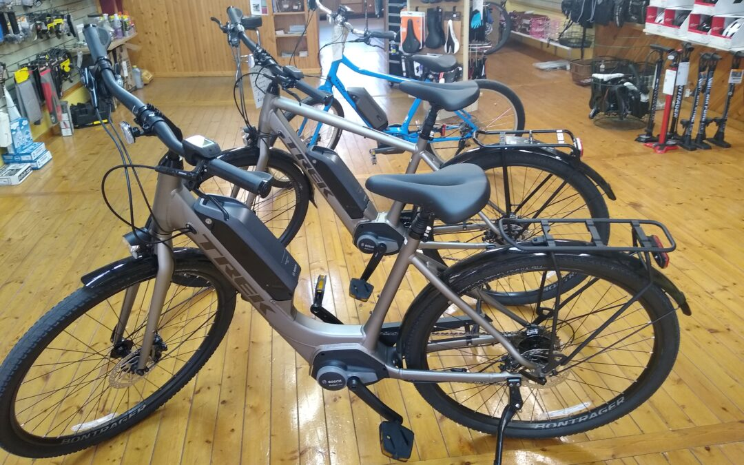 New Bike Shop Owners Grateful to be Part of Community